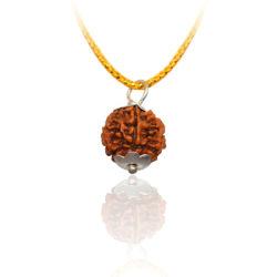 6 Mukhi Rudraksha Pendant
