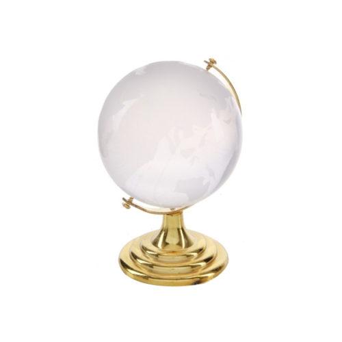 Energized Crystal Globe