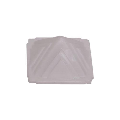 Nano Pyramid White