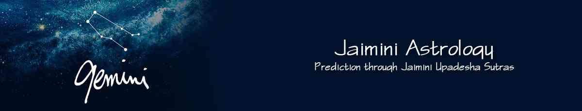 Jaimini Astrology (जैमिनी ज्योतिष) | Jaimini Astrology