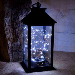 lantern string led