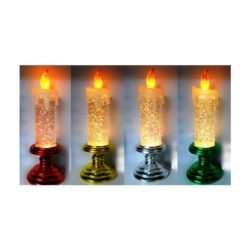 colour changing led candle