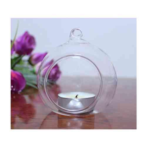 crystal glass holder