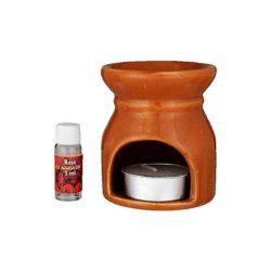 t light lamp oil burner