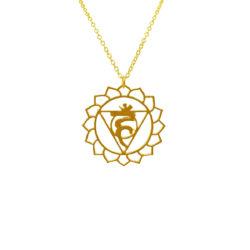 Visuddha Chakra Pendant