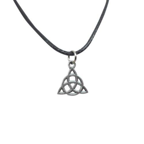 Celtic Silver Pendant