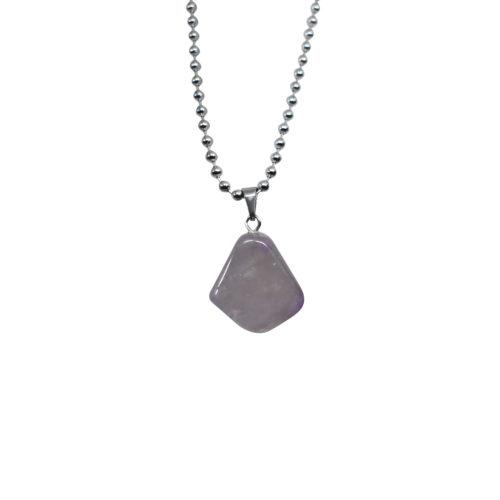amethyst stone pendant