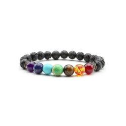 seven chakra healing bracelet