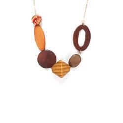six wood elements pendant