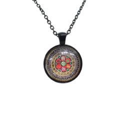 sacred shree yantra pendant
