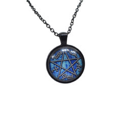 Supernatural Blue Pendant