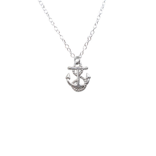 anchor charm locket