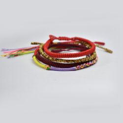 buddhist charm bracelet
