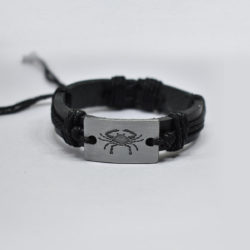 cancer zodiac bracelet