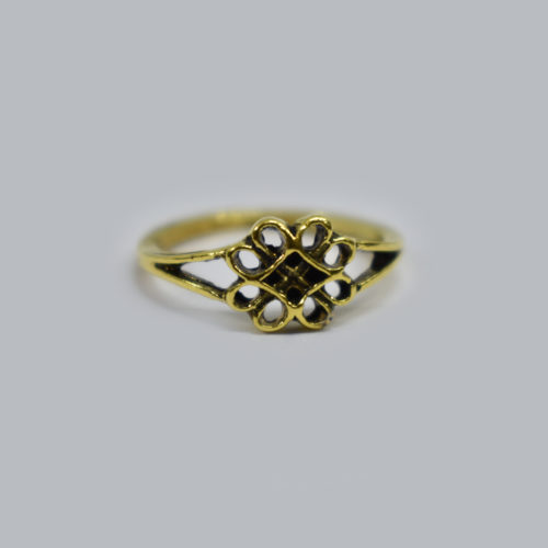 Celtic Brass Ring