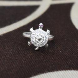 designer tortoise ring
