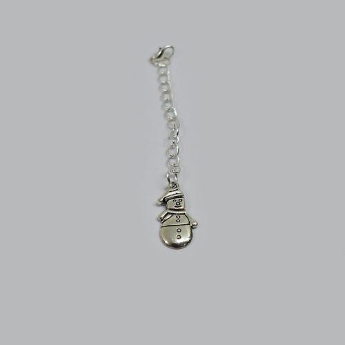 snowman key chain