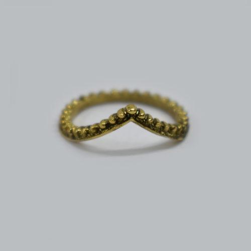 Symbolic Brass Ring