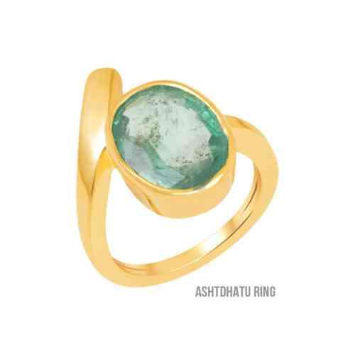 Energized Emerald Ring