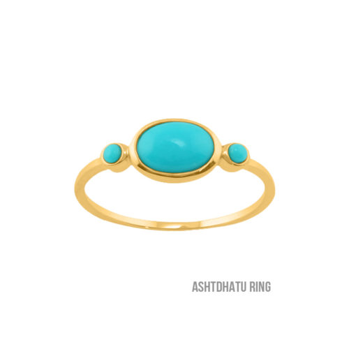Certified Feroza Ring