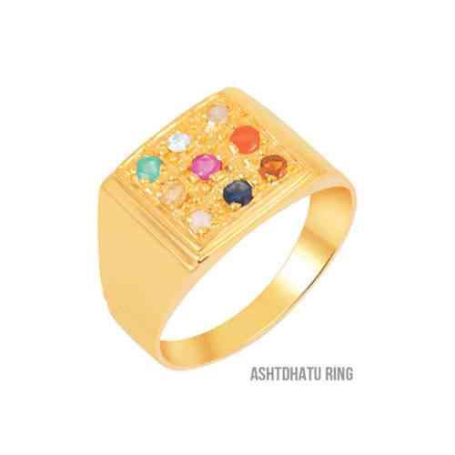 Energized Navratna Ring