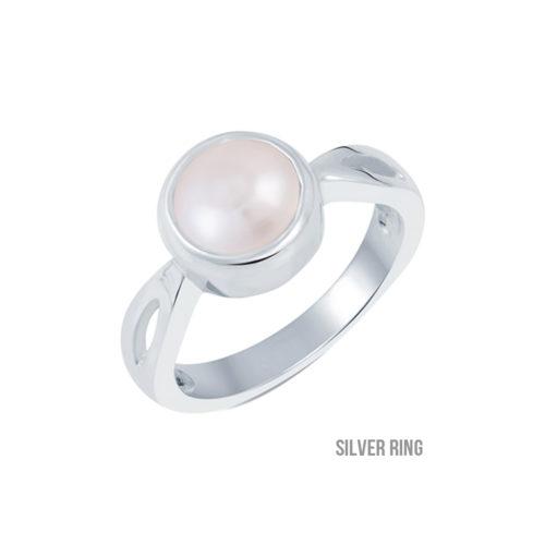 Moti Gemstone Ring