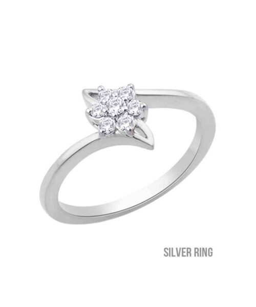 siddh american diamond ring