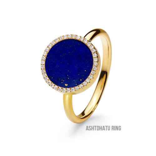 siddh lapis lazuli ring