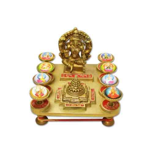 asht lakshmi shree yantra chowki