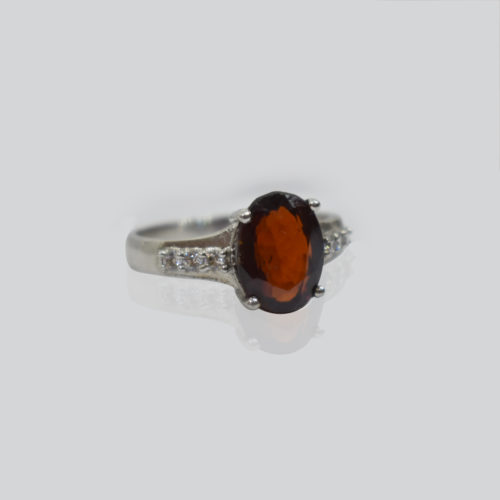 siddh gomed ring