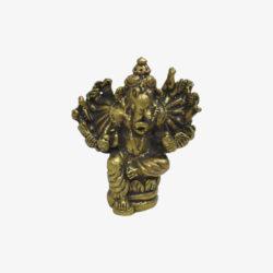 12 Armed Ganesha