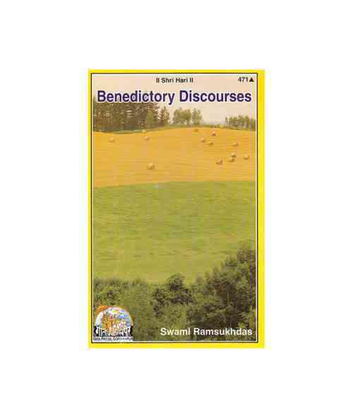 Benedictory Discourses Book