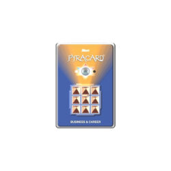 Business Card Pyramid
