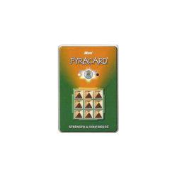 Confidence Card Pyramid