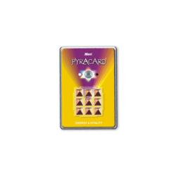 Energy Card Pyramid