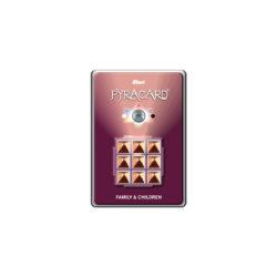 Family Card Pyramid