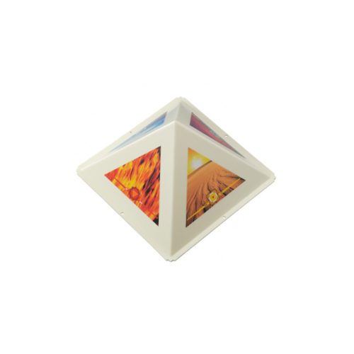 First Experiment Pyramid