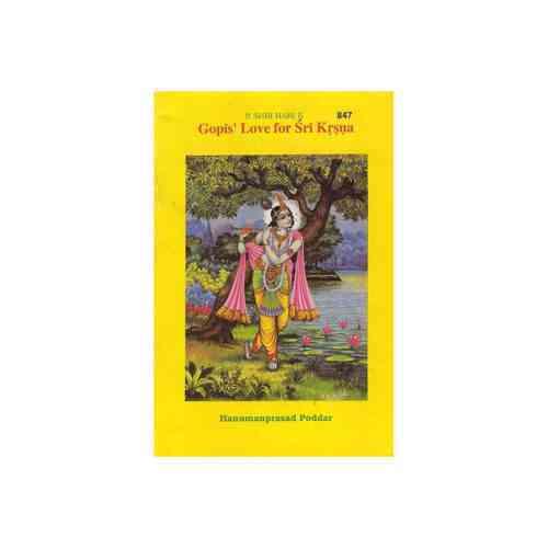 Gopis Love Sri Krishna Book