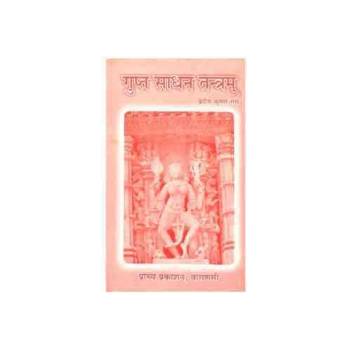 Gupt Sadhn Tantram Book