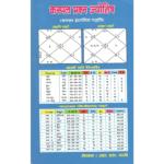 Kaspal Prashan Jyotish Book