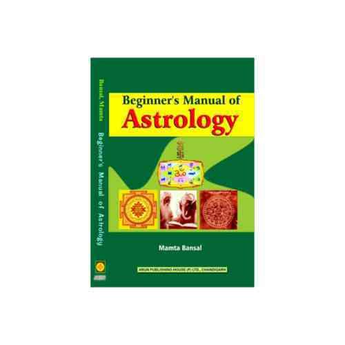 Manual Astrology Book