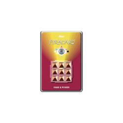 Power Card Pyramid