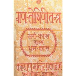 Praan Toshini Tantra Book