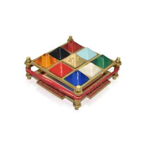Navagraha Chowki Pyramid