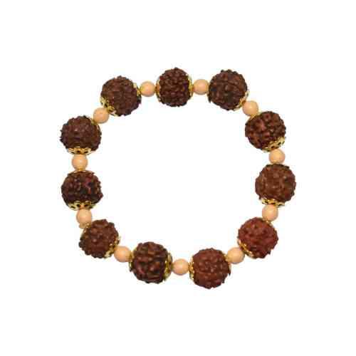 Rudraksha Beads Bracelet