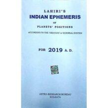 Indian Ephemeris Book