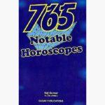 765 Notable Horoscopes Book