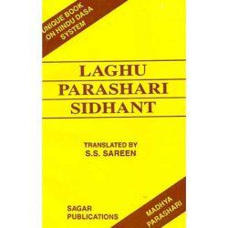 Laghu Parashari Sidhant Book