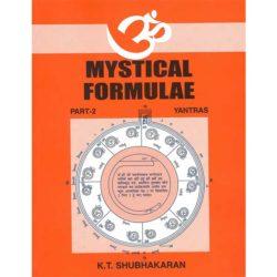 Mystical Formulae Yantra Book