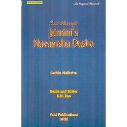 Jaimini Navamsha Dasha Book